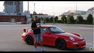 porsche 911 gt3 997 track and road test owner review autorave tv