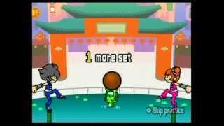 Rhythm Heaven Fever - Kung Fu Ball
