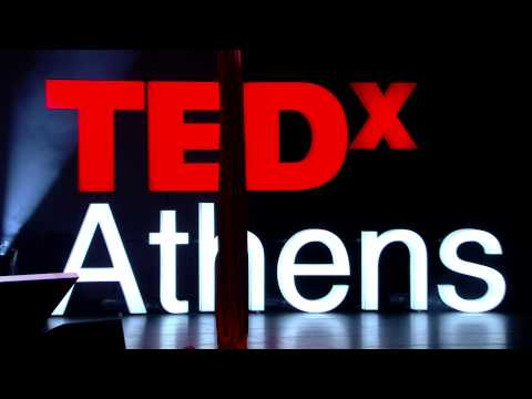 Performance: Aerial Acrobats at TEDxAthens 2014