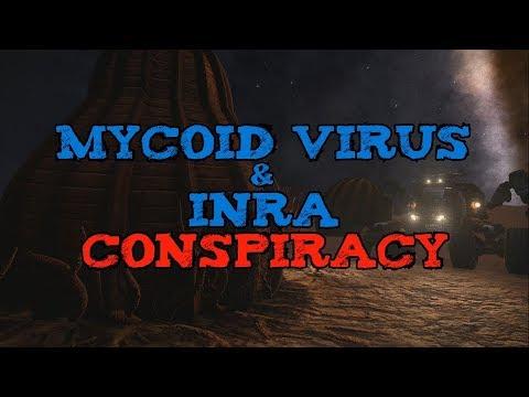 Mycoid Virus & INRA conspiracy - Elite Dangerous