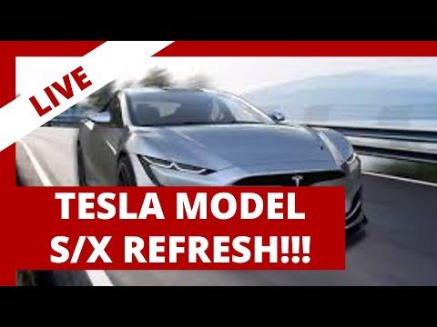 #243 Tesla Model S/X Refresh 2021! | EVTV | Teslacek