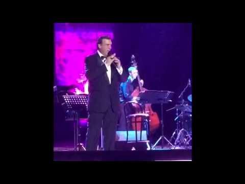 Robert Davi Sings Sinatra at Pescara Jazz Festival