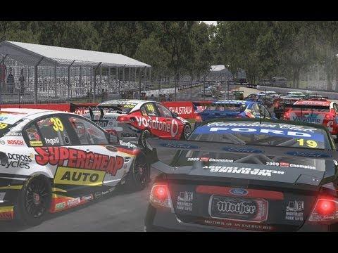 V8 Supercars, Adelaide Parklands, August 2013