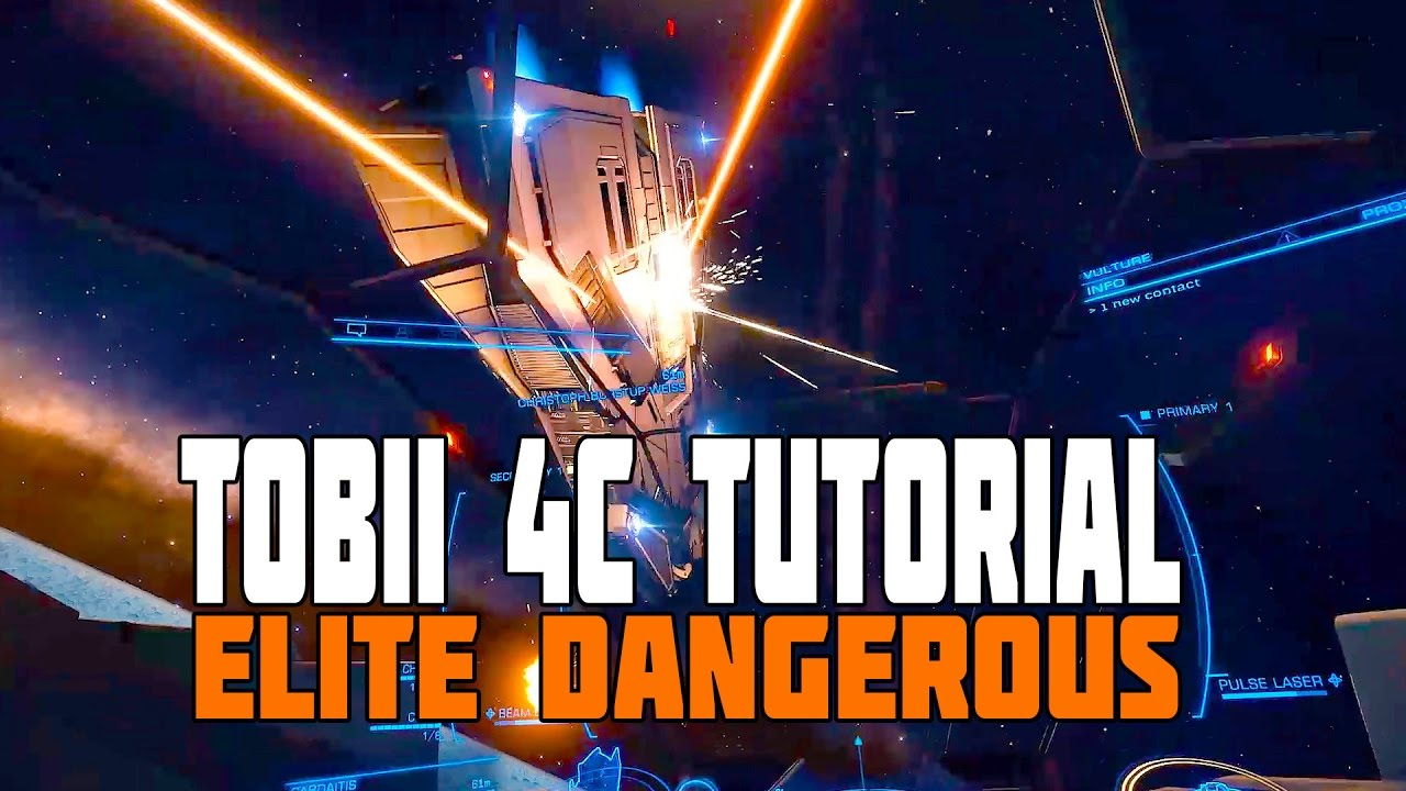 Recommended Elite Dangerous settings by ObsidianAnt