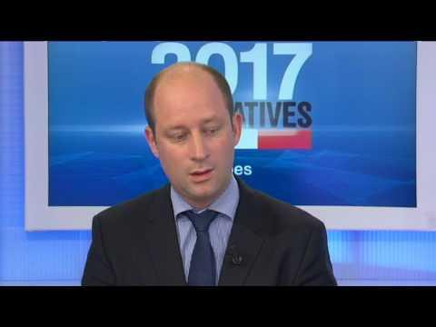 Législatives 2017 : Interview de Loïc Hervé (UDI-UC), sénateur de Haute-Savoie