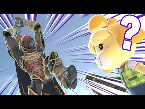 GANONDORF SMASH ATTACKS ARE OP thumbnail