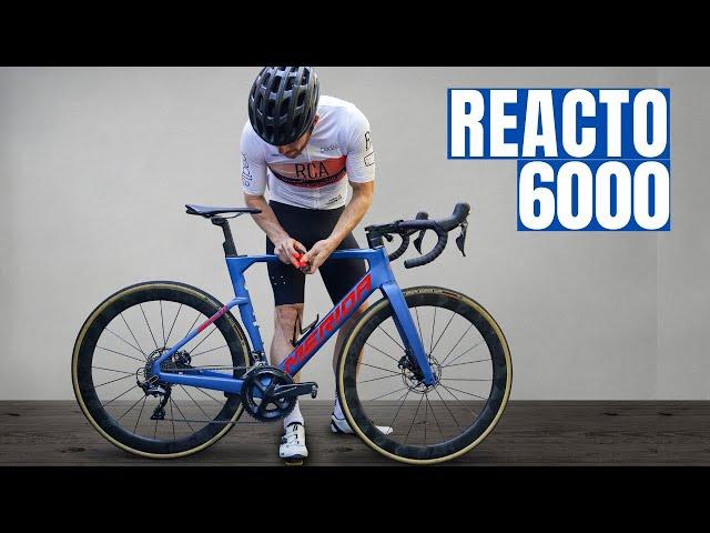 Merida Reacto 6000 Review