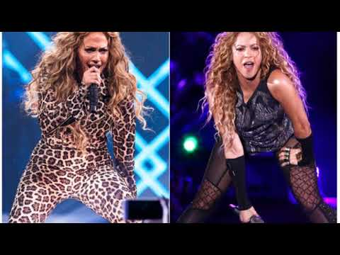 image for J. Lo and Shakira To Co-Headline Superbowl Halftime