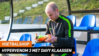 Voetbalshop | Nike Hypervenom 3 'Finish It Drill' met Davy Klaassen