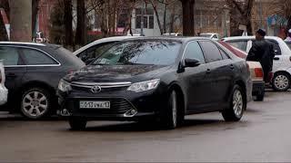 Самые популярные бесплатные парковки в Шымкенте, где берут деньги / новости Отырар