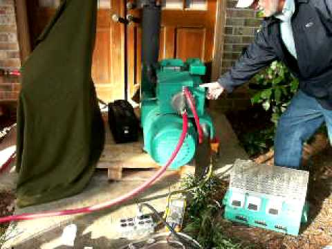 Onan 7 5 jb propane natural gas generator youtube - Is it bad to run a generator out of gas ...