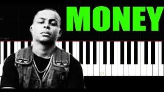 LUCIANO feat. FREDO - Money - EASY PIANO TUTORIAL