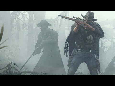 NEW SURVIVAL PVP - HUNT: SHOWDOWN \\ EXTRACTING LOOT #2