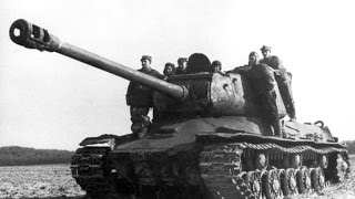 IS-2 : Best Soviet Heavy Tank Of WWII - Voennoe Delo