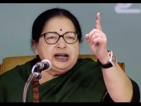 Amma Jayalalitha's  Tribunal Song - Kayal Elavarasu