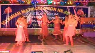 Arabic song nare nare dance