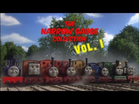The Narrow Gauge Collection Vol. 1   Custom DVD