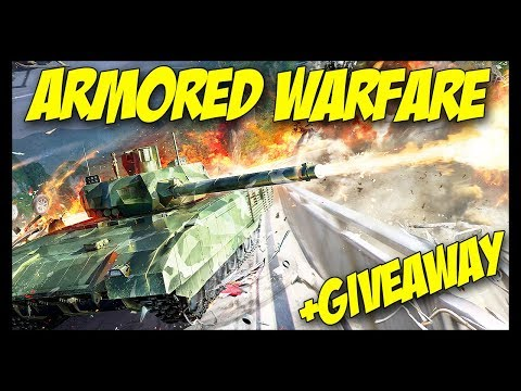 ► The Return To Armored Warfare - What is Up?