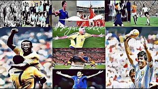 1930-2018 FIFA World Cup Winners (original voices)