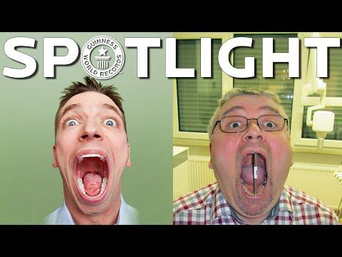 Largest Mouth Gape - Spotlight