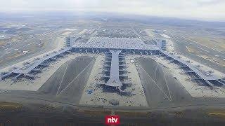 Istanbul weiht neuen Mega-Flughafen ein