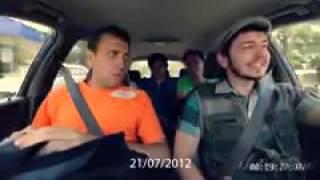 Прикол в такси