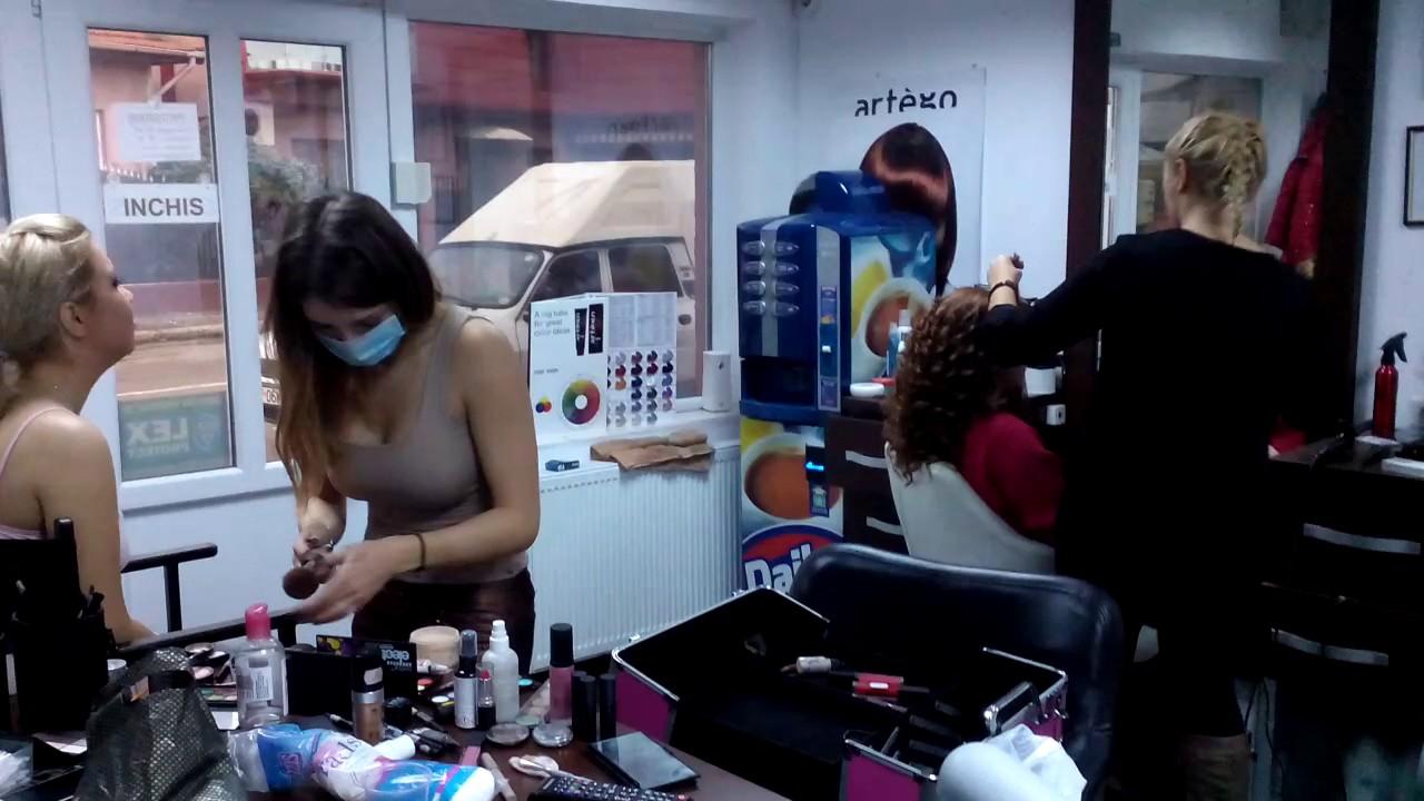 Make Up Coafura Salon Nirvana Buzau Tel 0770469780 Youtube