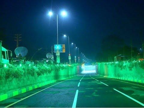 Pakistan ka largest underpass dekhain Lahore beauty    Lahore new Beijing beautiful underpass
