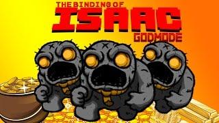 ПОЛНОЕ ДОМИНИРОВАНИЕ The Binding Of Isaac GODMODE