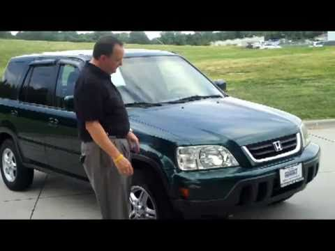 Used 2000 Honda Crv Se 4wd For Sale At Honda Cars Of