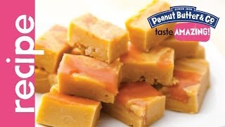 Peanut Butter & Jelly Fudge Recipe