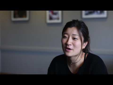 Jumbotron - Women's Tennis Senior Chelsea Hayashi