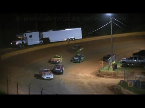 Stock 8 & Stock 4 Main @ Toccoa Raceway June 10th 2017