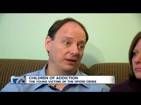 Children of Addiction: The Young Victims of the Opioid Crisis