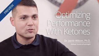 How can a keto diet maximize athletic and cognitive performance?