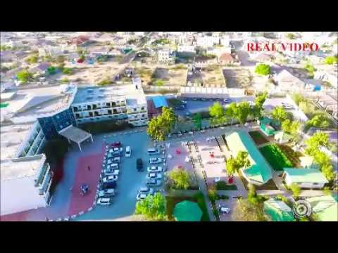 attractiveness of the capital city   of somaliland