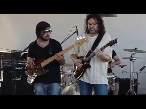 Blue Tears. Blues & Rock'n Roll Band. Cyprus, Oris Beach Bar
