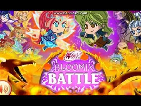 Игра: Блумикс битва (игра винкс) №2