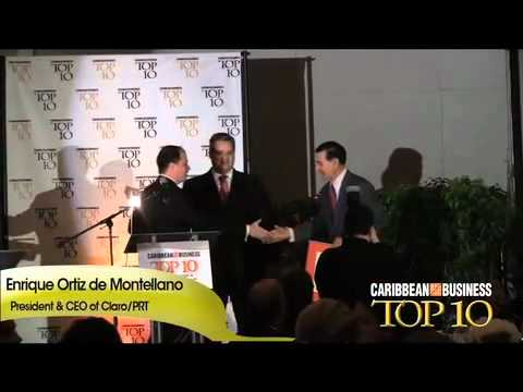 Caribbean Business Top 10 Awards