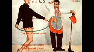 Franco e i G  5   Hula Hoop   Kave Karr 1959