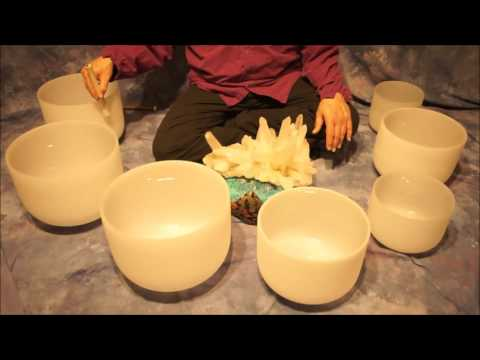 Note C/Root Chakra Crystal Bowl Meditation~(10 min.)
