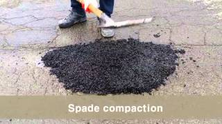RPM Cold Mix Asphalt