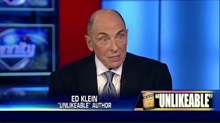 Ed Klein: Clintons and Obamas Are Like Two
