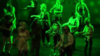 Thriller, Love & Hisses by Jean Griffiths Academy of Dance