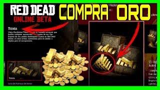 TIENDA DE LINGOTES DE ORO ACTIVADA | DETALLES y PRECIOS | RED DEAD REDEMPTION 2 ONLINE Video