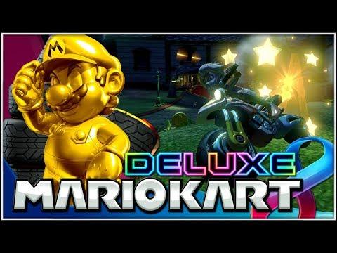 En el momento clave!!! !!! | Mario Kart 8 Deluxe (Switch) con @Dsimphony
