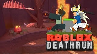 ROBLOX: Deathrun - Can't Stop Me Foo!!! [Xbox One Gameplay, Walkthrough]