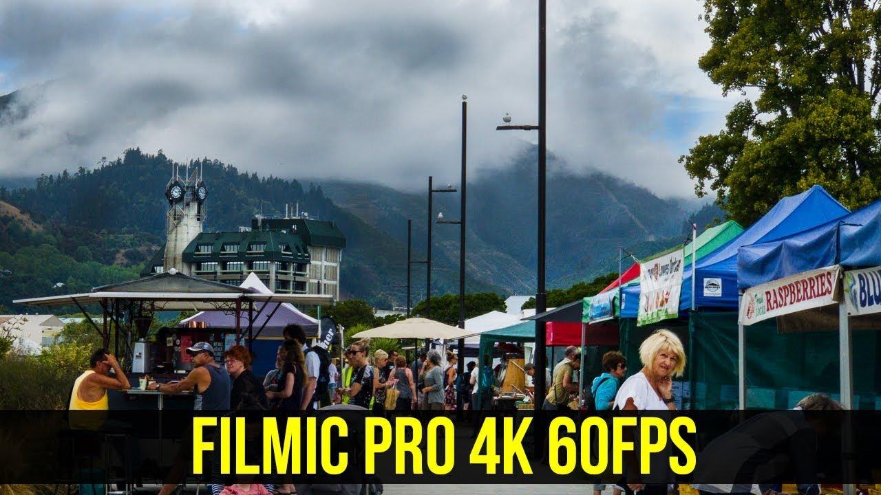 Filmic Pro Iphone X