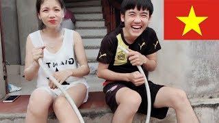 Hưng Vlog - Xem Đi Xem Lại Cả 1000 Lần Cũng Không Thể Nhịn Nổi Cười | Cặp Đôi Lầy Lội Nhất Việt Nam