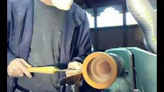 Turning An Open Segmented Bowl